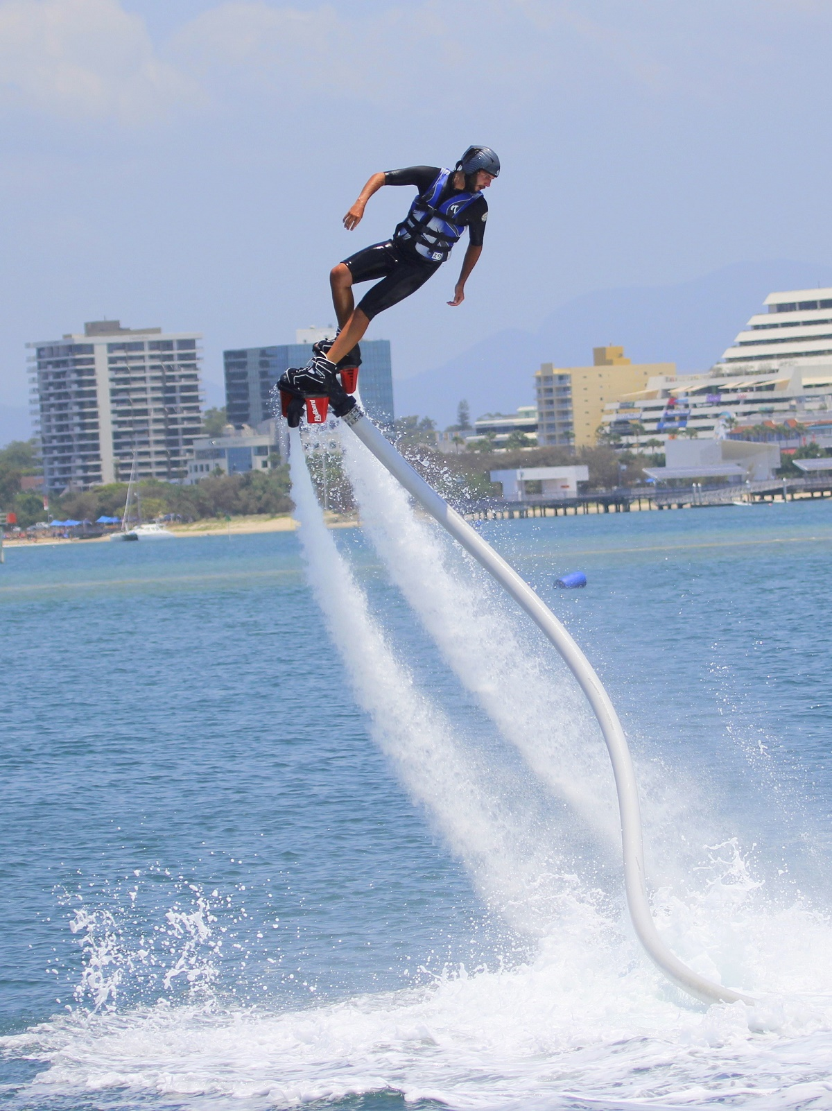 Watersports Amp Flyboarding L Iventure Card Gold Coast