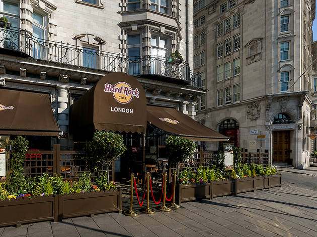 Save Up To 50 On Hard Rock Caf 233 London Deals Iventure Card