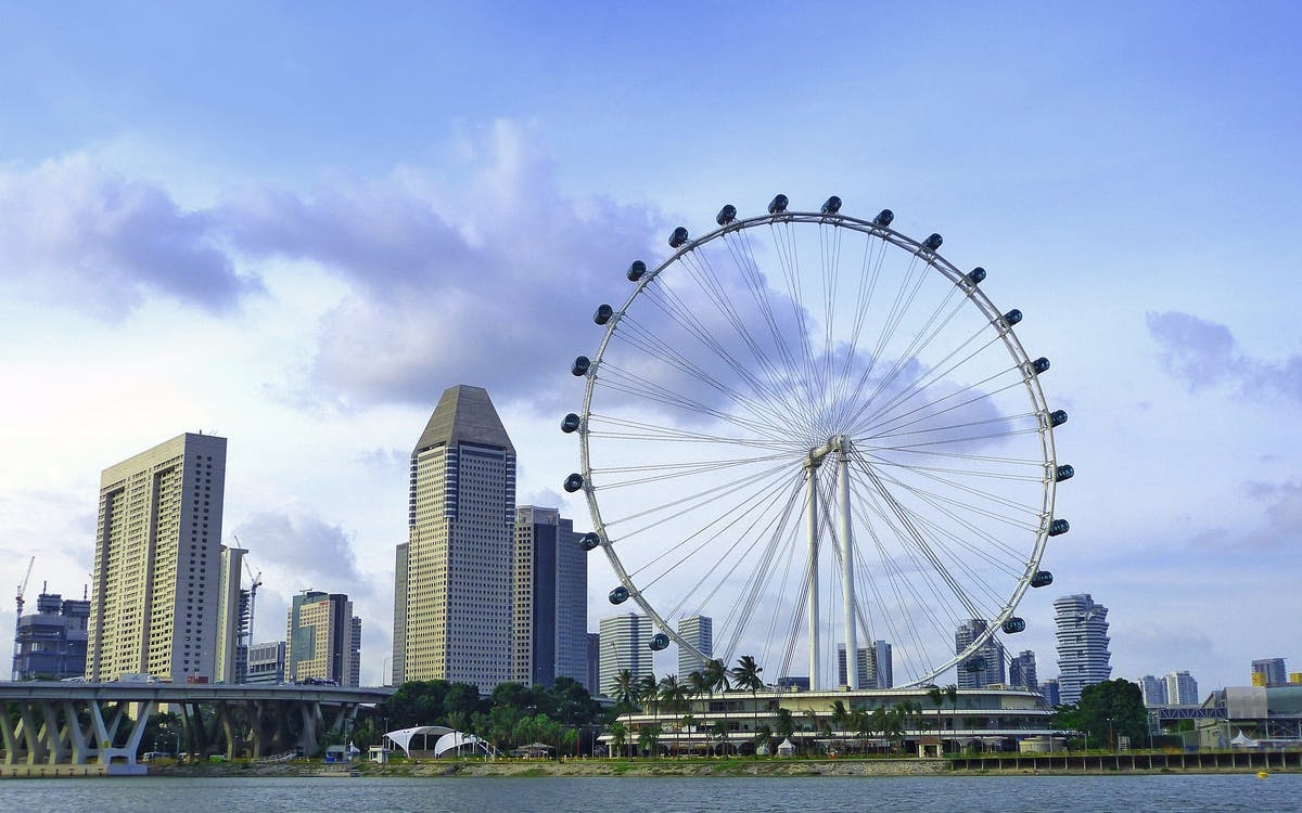 Singapore Flyer Attraction Pass L Iventure Card Luge Ampamp Skyline 2x Play Video