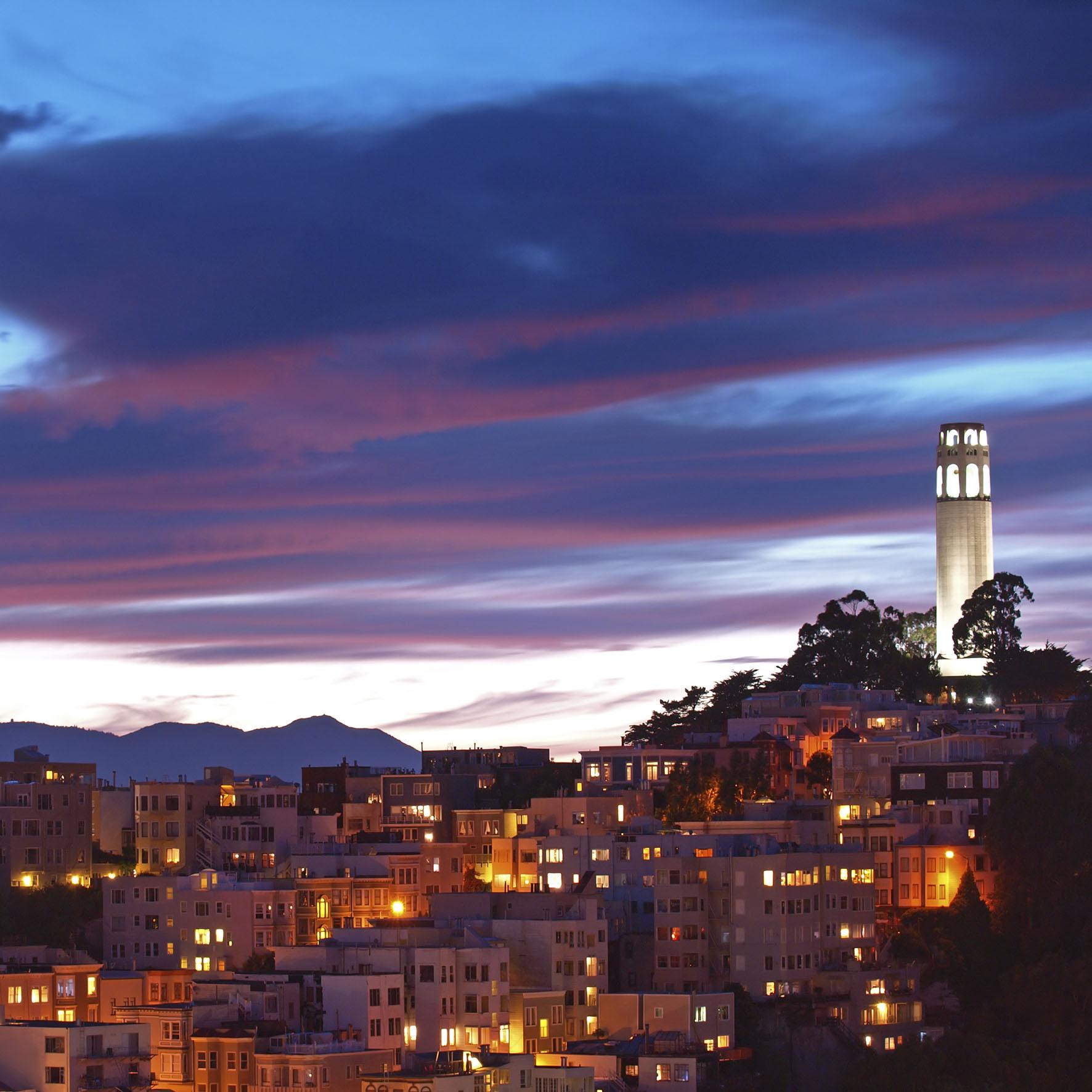 San Francisco Night Tour Pass L IVenture Card