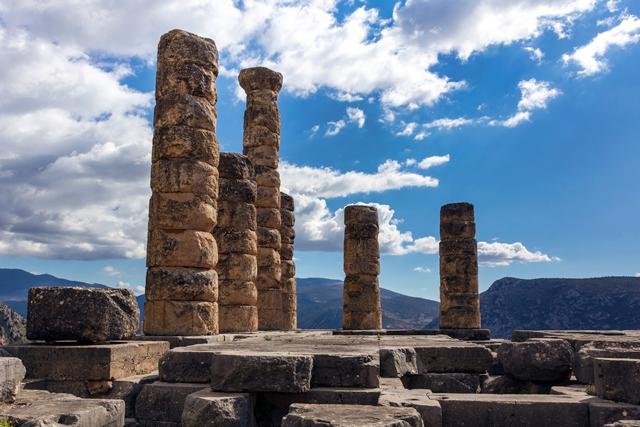 Delphi Day Tour Attraction Pass l iVenture Card Athens